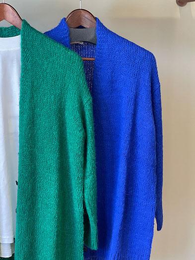 chaqueta lana over